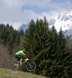 location vtt valmorel